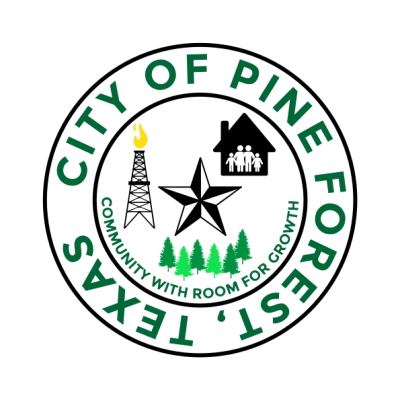 City of Pine Forest Texas - A Place to Call Home...